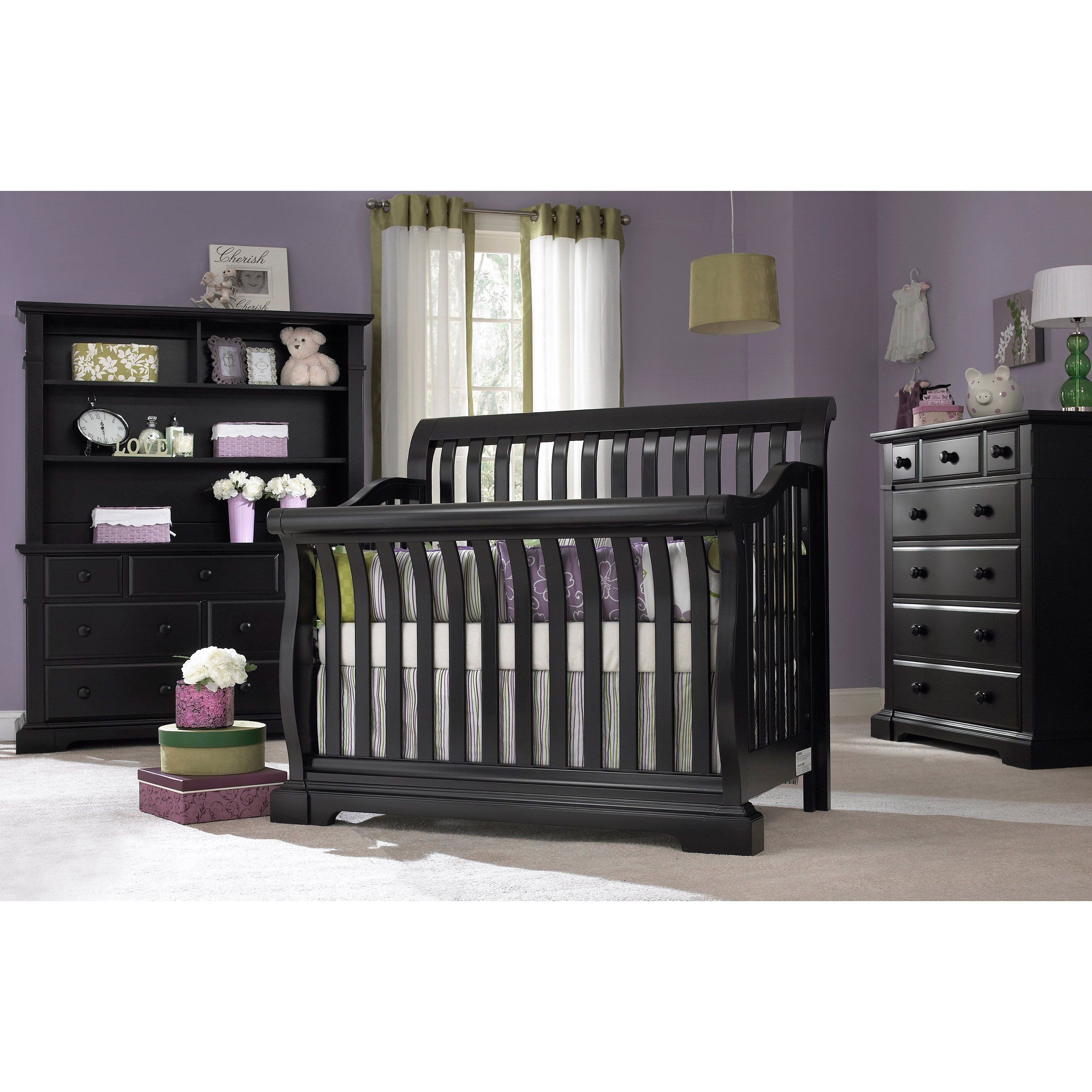 Have to have it. Munire Furniture Sussex 4-in-1 Convertible Crib ...