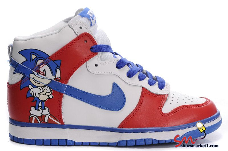 reputable site 1bd61 4eb3f Zapatillas Sonic Nike