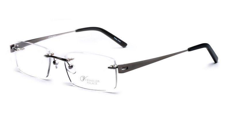 Columbus Gunmetal Prescription Eyeglasses From $99