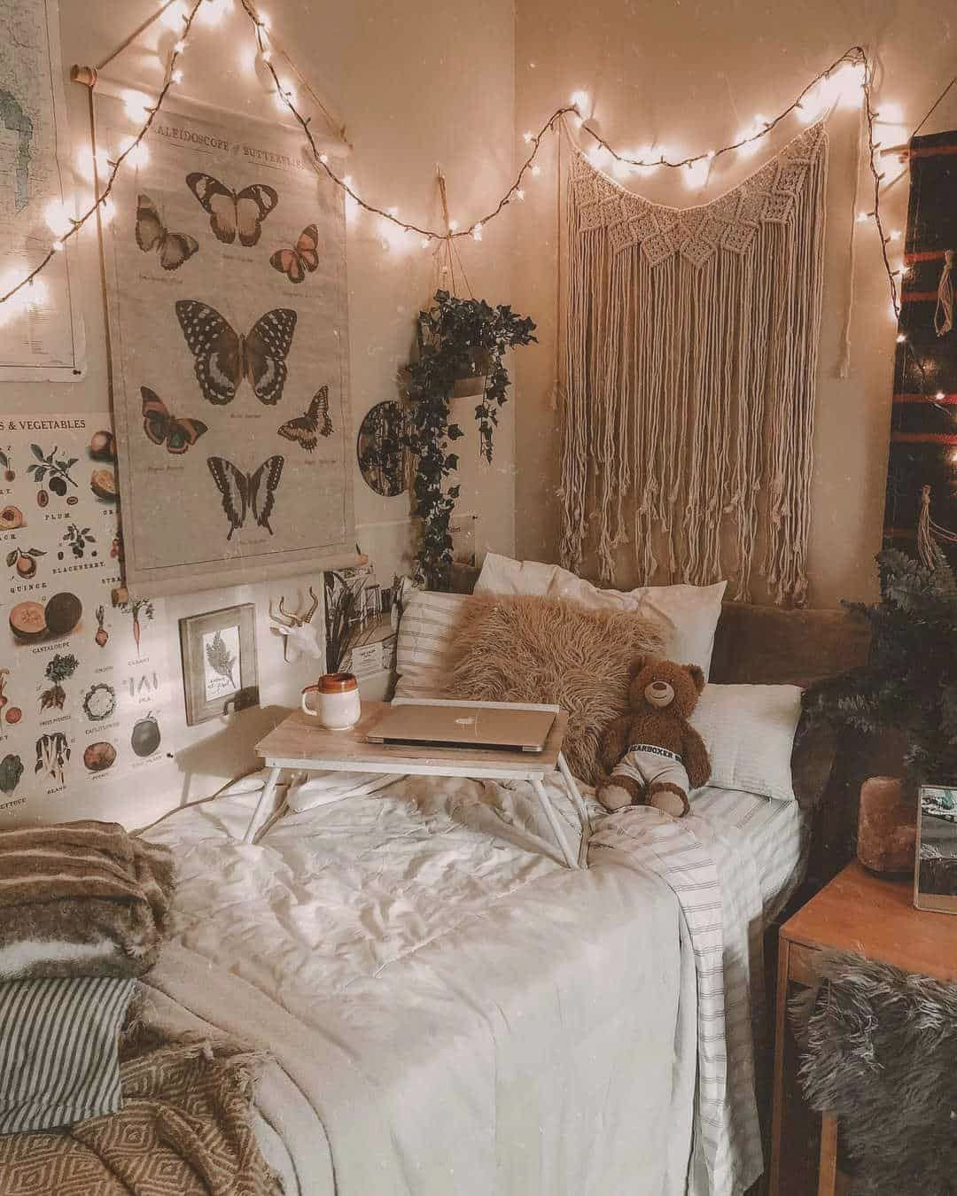 14 Dorm Room Ideas for Girls That Are Melting Our Minds - #bedroominspo
