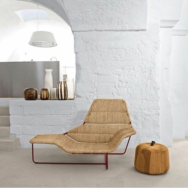 korbsofa flechtmöbel lounge möbel aus rattan Zukünftige Projekte - terrasse lounge mobeln einrichten