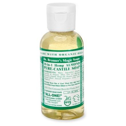 Dr Bronner S Organic Liquid Soap Travel Size Travel Size