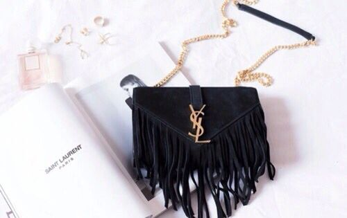 Mini Bag Black Saint Laurent