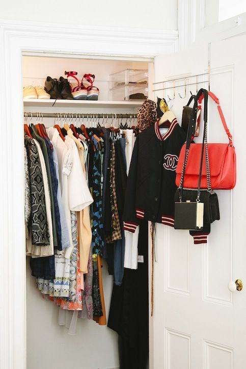 Therealreal S Rati Sahi Spills Her Secrets On Her Closet Full Of Designer Duds With Images Fashion Chic Wardrobe