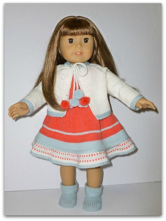 Beautiful Summer Magic Doll Knitting Pattern 18 Doll Patterns