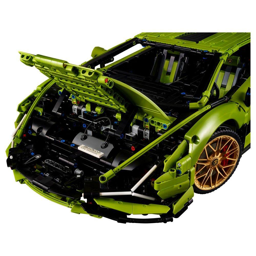 Lego Technic 42115 Lamborghini Sian Fkp 37 Lego Technic Lamborghini Lego Technic Sets