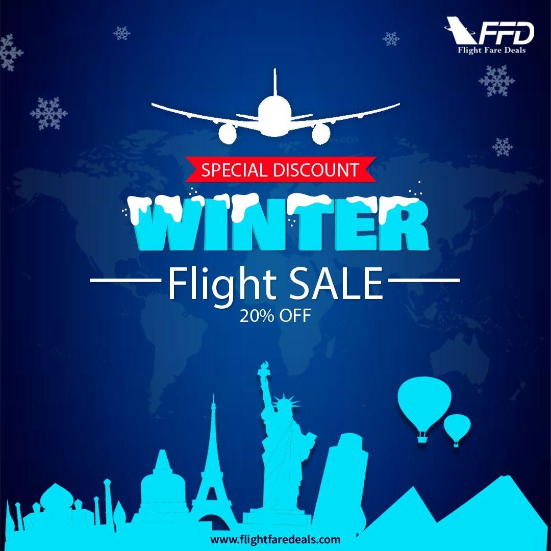 Winter Flight Sale Flight Fare Deals Flight Sale Winter Flights Flight Fare