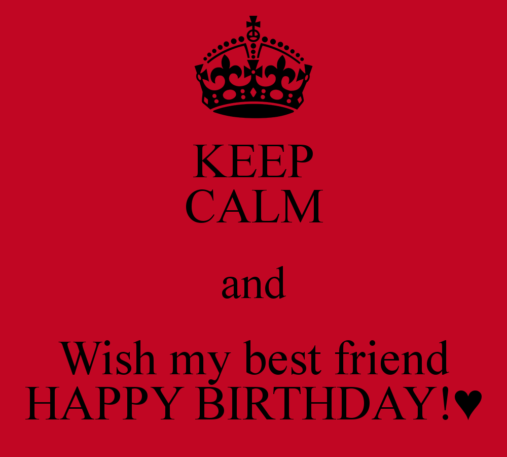 happy bday to my best friend – Quotes for Best Friends Birthday Cards
