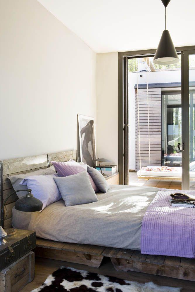 33 camas hechas a mano utilizando palets Presentamos las mejores ...