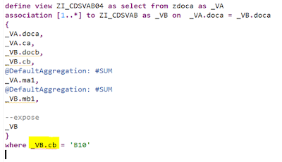Cardinality of Association in CDS View | SAP ABAP News & Updates