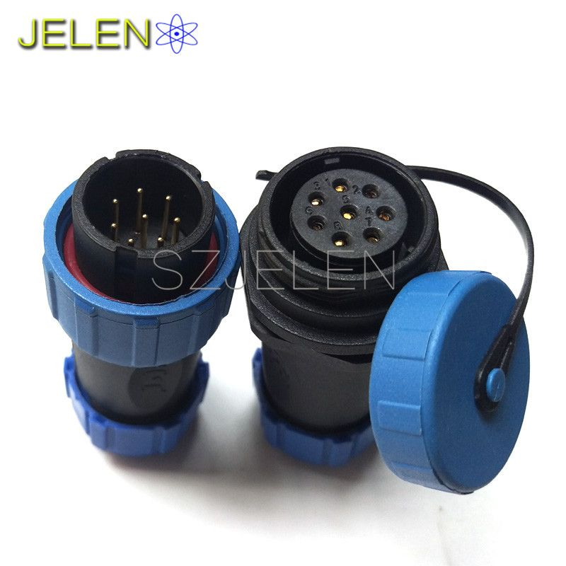 Waterproof Wire Connector Plugs on