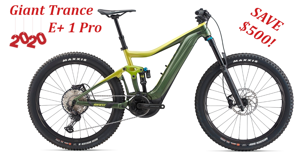 Giant Trance E 1 Pro 2020 Go Faster Up The Climbs Enjoy Longer Loops Take In More Singletrack Fun On In 2020 Giant Trance Extreme Mountain Biking Mountain Biking