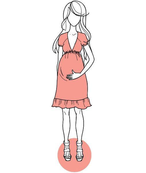 Pina dress & top sewing pattern