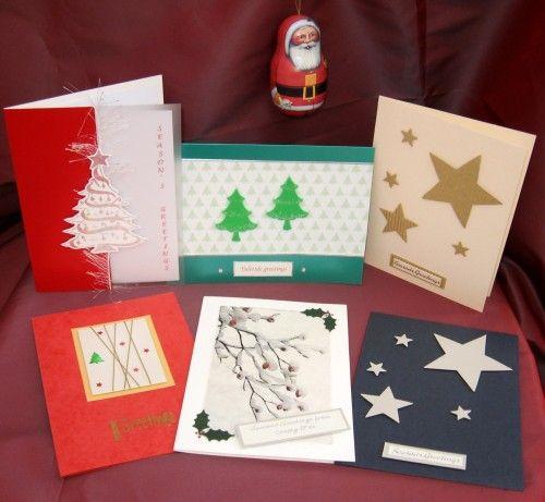 Handmade Corporate Greeting Cards Crafty Fox Uk Corporate Christmas Cards Christmas Greeting Cards Handmade Christmas Cards Handmade