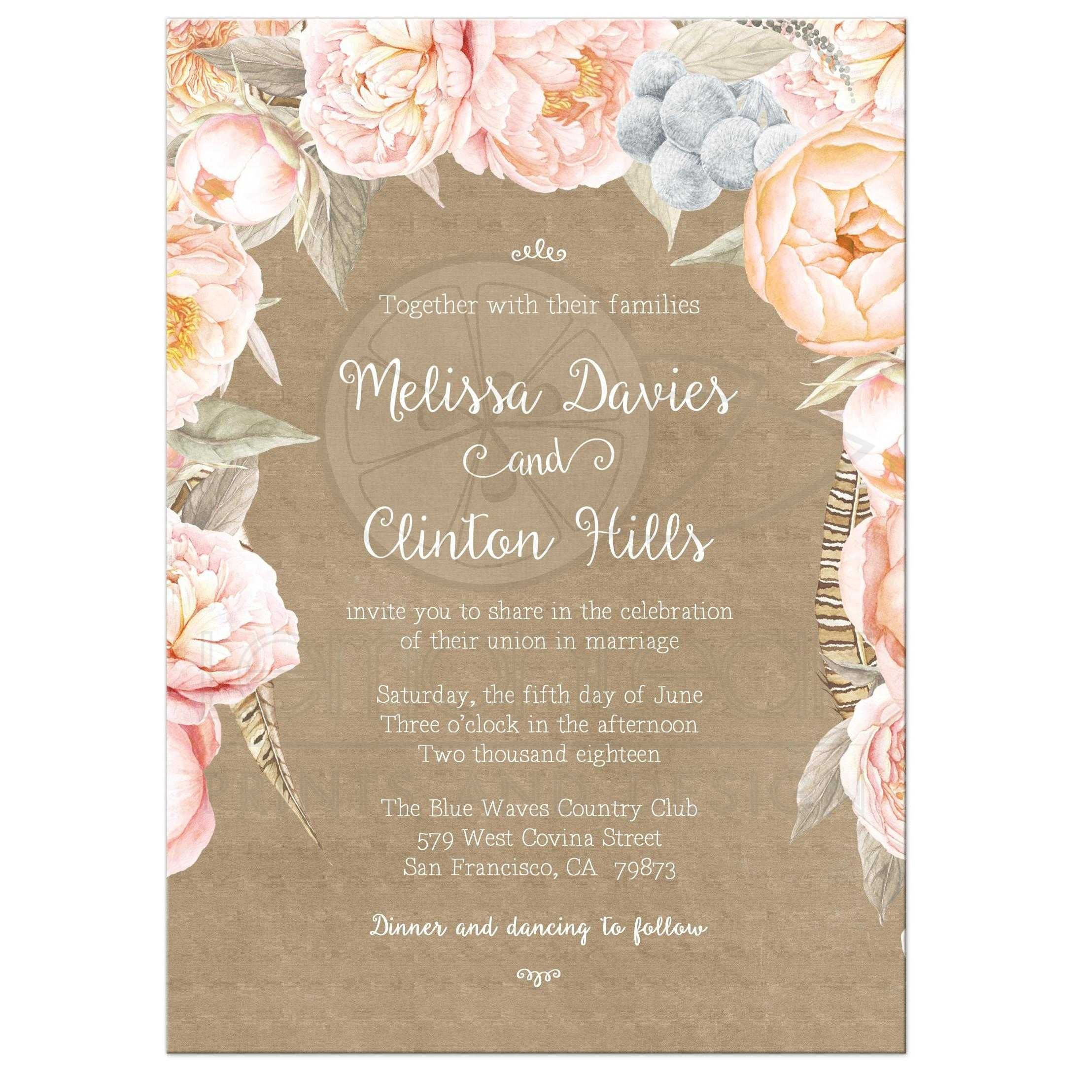 Eighteen ottawa wedding invitations – Presta wedding blogs