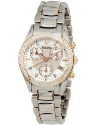 "Bulova Women's 98R149 ""Anabar"" Stainless Steel Watch - $159.99 www.jewelryandwatches.co.za"