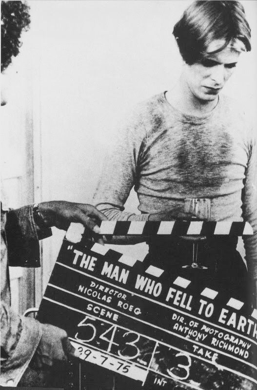 David Bowie The Man Who Fell to Earth