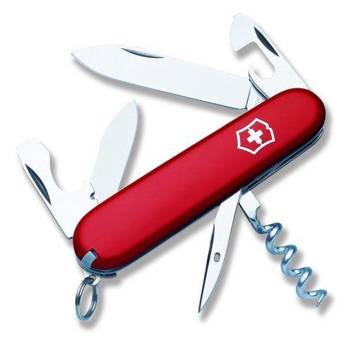Нож victorinox spartan красный шило развертка как точить нож opinel