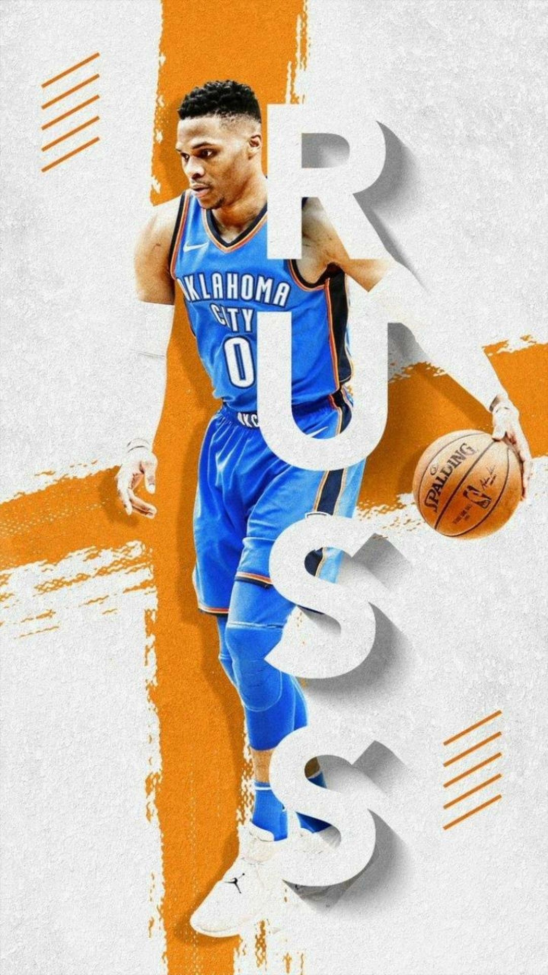 Great Russell Westbrook Wallpaper From The Oklahoma Thunder