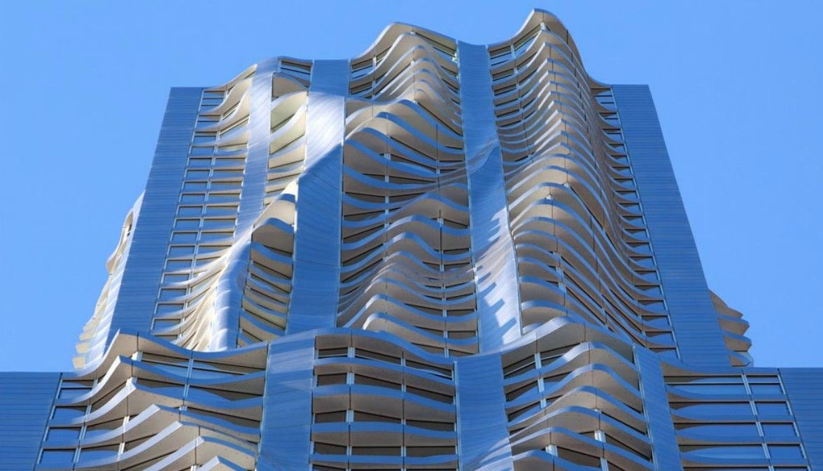 Frank Gehry Famous Buildings In New York Architecture Pinned By Www Modlar