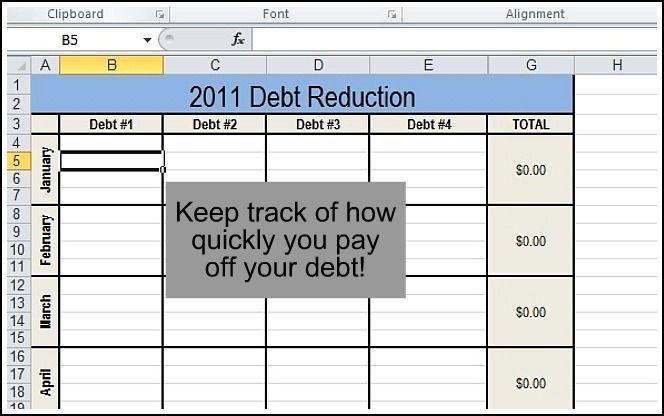 printables Organization/Household Tips Pinterest Step guide - loan amortization spreadsheet