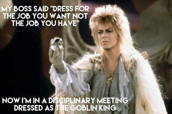 Labyrinth Meme Oh My College Pinterest David Bowie Labyrinth