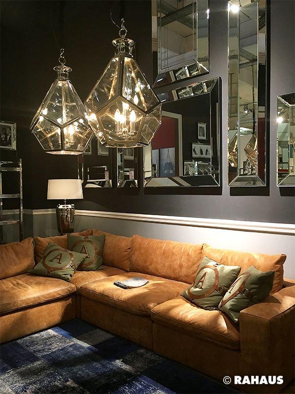 SAFARI STYLE #Sofa #Stil #Berlin #RAHAUS #Teppich #Sessell - wohnzimmer modern einrichten warme tone