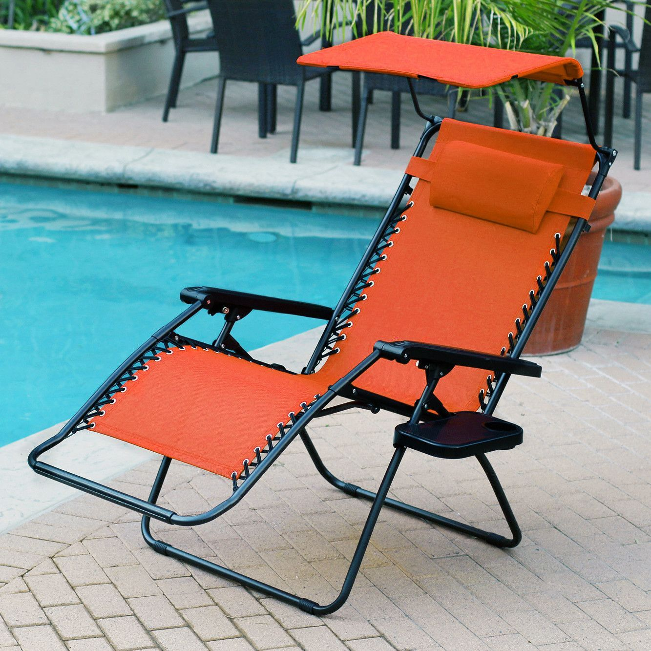 Oversized Zero Gravity Chair Chair, Lawn chairs, Outdoor