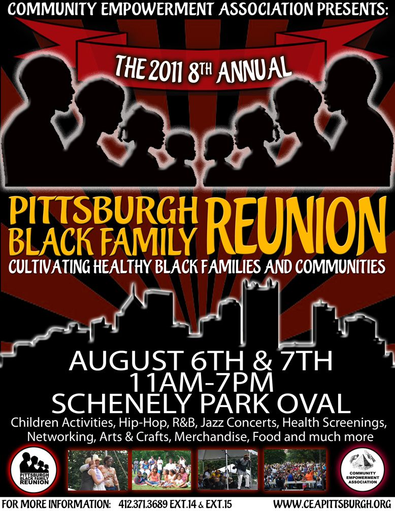 Community empowerment association presents the 2011 8th