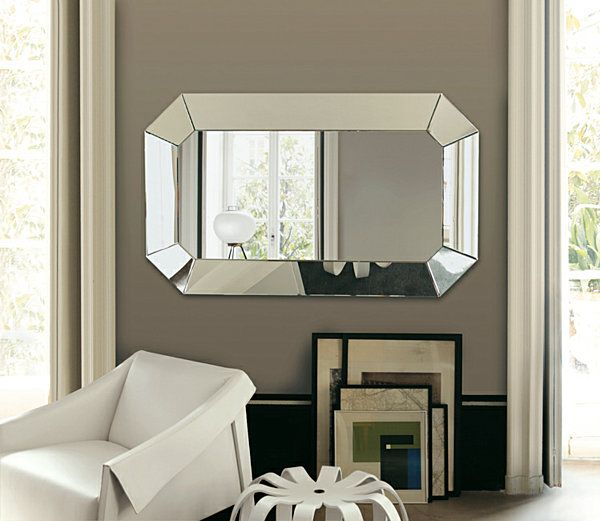 Wall Mirrors Decor large decorative wall mirrors | decorating ideas