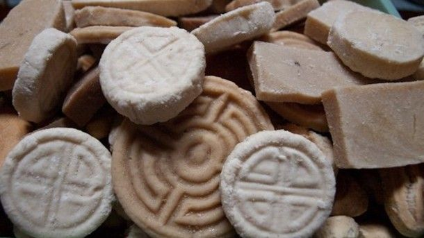 traditional mongolian Cheese - Google Search