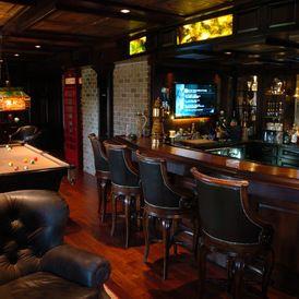 Mattparra10 S Ideas British Pub Man Cave Bar Bars For Home