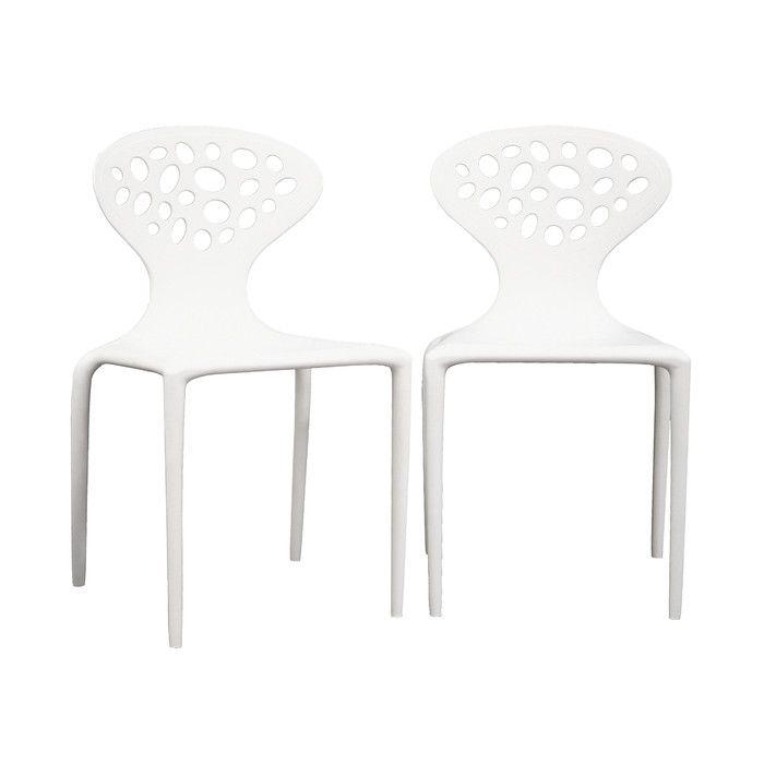 Wholesale Interiors Baxton Studio Durante Chair U0026 Reviews   Wayfair