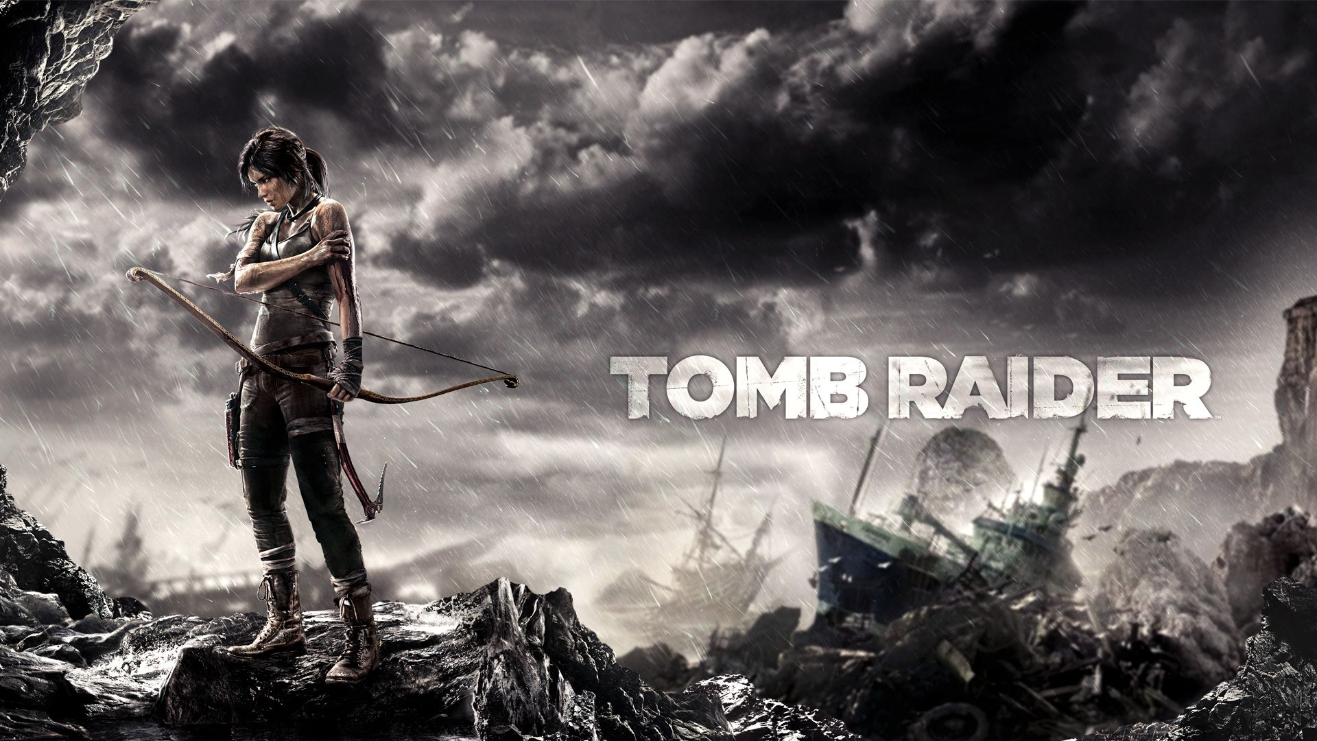 1920x1080 точек Tomb Raider Tomb Raider Game Tomb