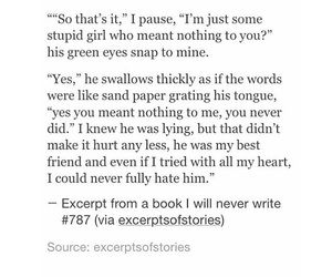 how to write a good excerpt
