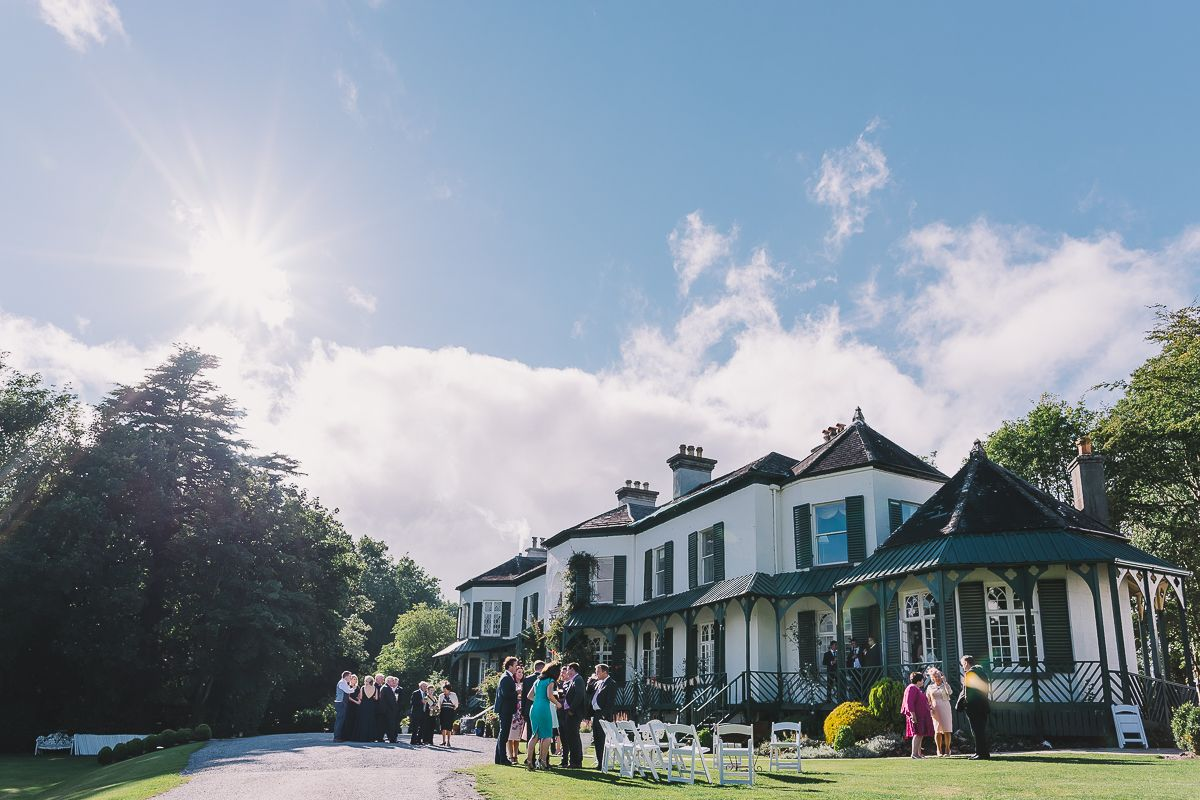 What A Beautiful Day For A Wedding!  #wedding #picoftheday #ashleypark #ashleyparkhouse #bb #weddingday #sun #love #Tipperary #Ireland