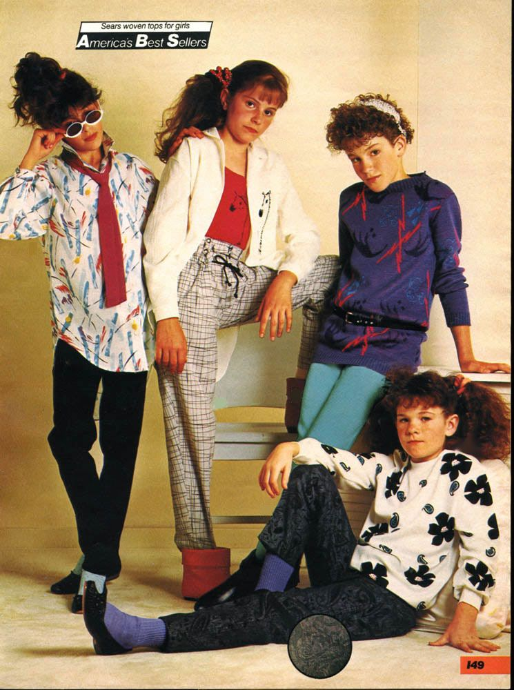 Fashion In The 1980s Clothing Styles Trends Pictures History Nostalgia Pinterest