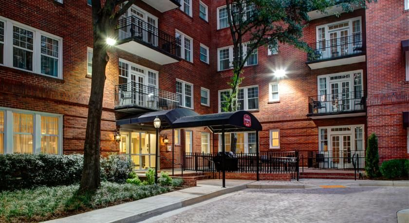 Residence Inn by Marriott Atlanta Midtown/Georgia Tech Atlanta Offering free WiFi access, Residence Inn by Marriott Atlanta Midtown/Georgia Tech is 750 metres from Georgia Institute of Technology and 1.8 km from the Atlanta Botanical Garden.