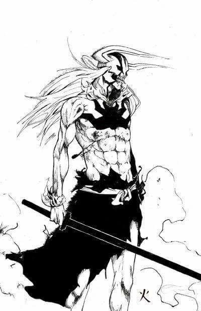 Vasto Lorde Ichigo badass | Art | Pinterest | Arte manga, Ideas para ...