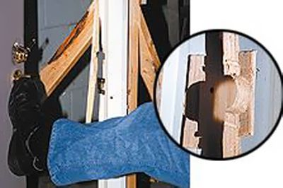 Entry Door Frame Kits Troubleshooting Door Problems How to Repair