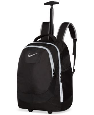 4ff9854715 Nike Boys  or Girls  Rolling Backpack