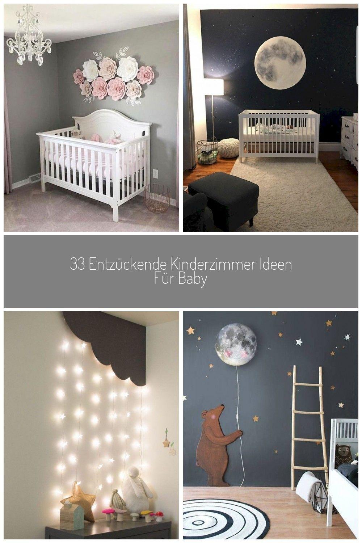 33 entzückende Kinderzimmer Ideen für Baby - #entzuckende #ideen #kinderzimmer...