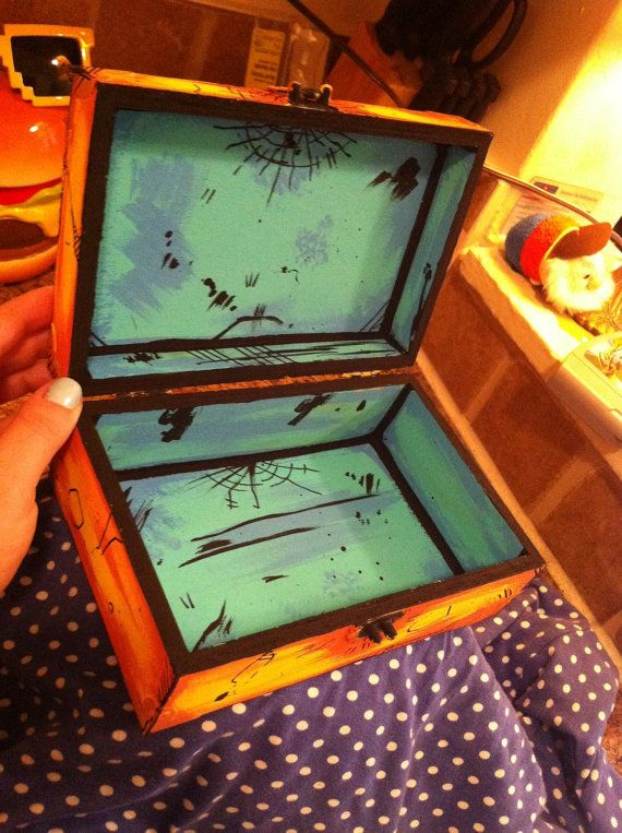 Borderlands-Inspired Loot Chest by TheWaypoint on Etsy