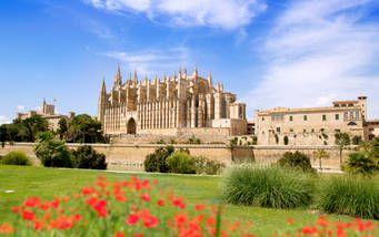 Kathedrale Le Seu von Palma de Mallorca