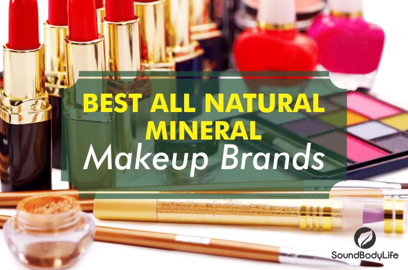 12 Best Natural Mineral Makeup Brands Mineral makeup