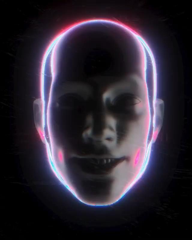 cyber smile by eduard_ov