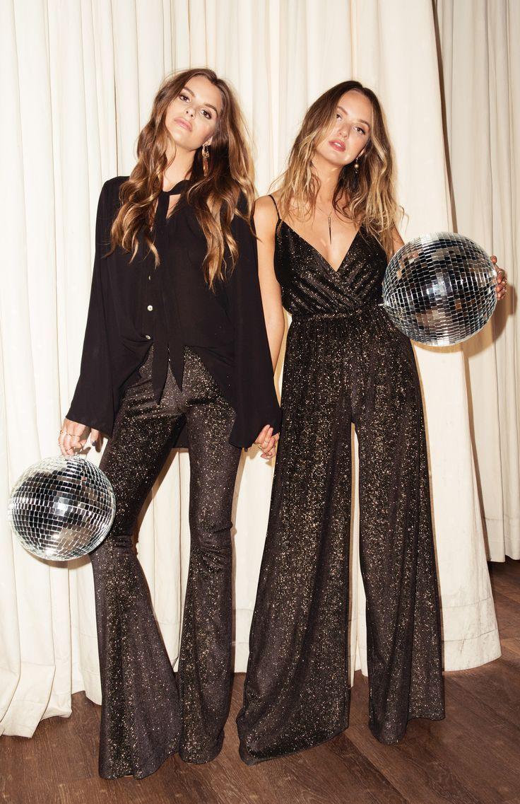 Glamour, Baby! Die 12 schönsten Silvester-Outfits 12/12