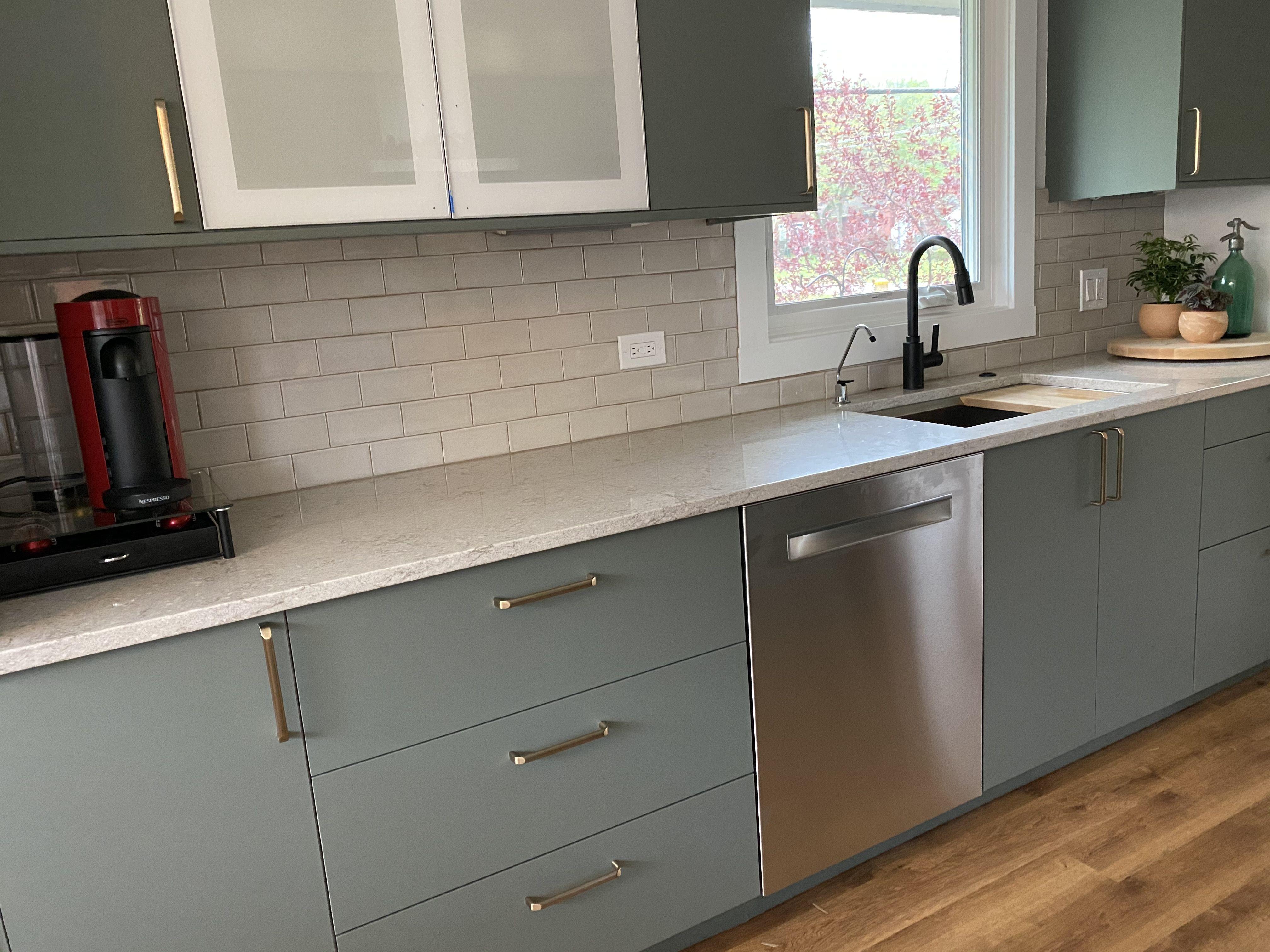 Ikea Kitchen Bodarp   Home Decor