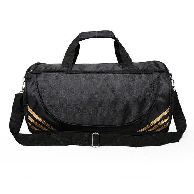 Men S Travel Bag Portable Las Handbag Waterproof Nylon Leisure Black Large Capacity Luggage Products Pinterest Mens
