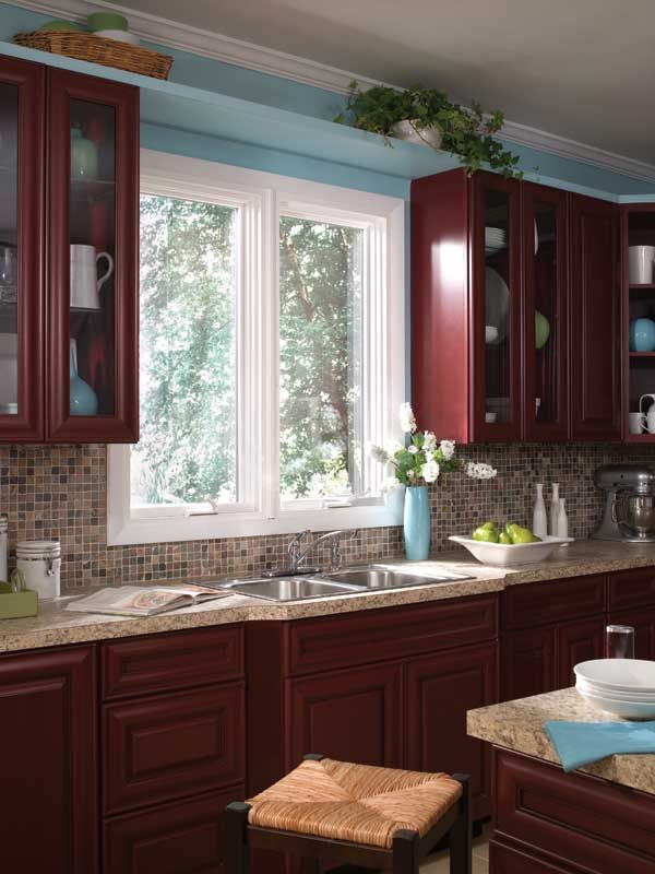 Kitchen Window Ideas  Google Search  For The Home  Pinterest Adorable Window Treatment Ideas For Kitchen Design Ideas